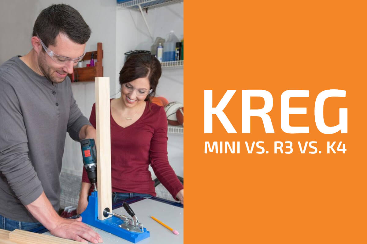 Kreg Jig Mini vs. R3 vs. K4: Which One Is the Best? [Reviews & Comparison]