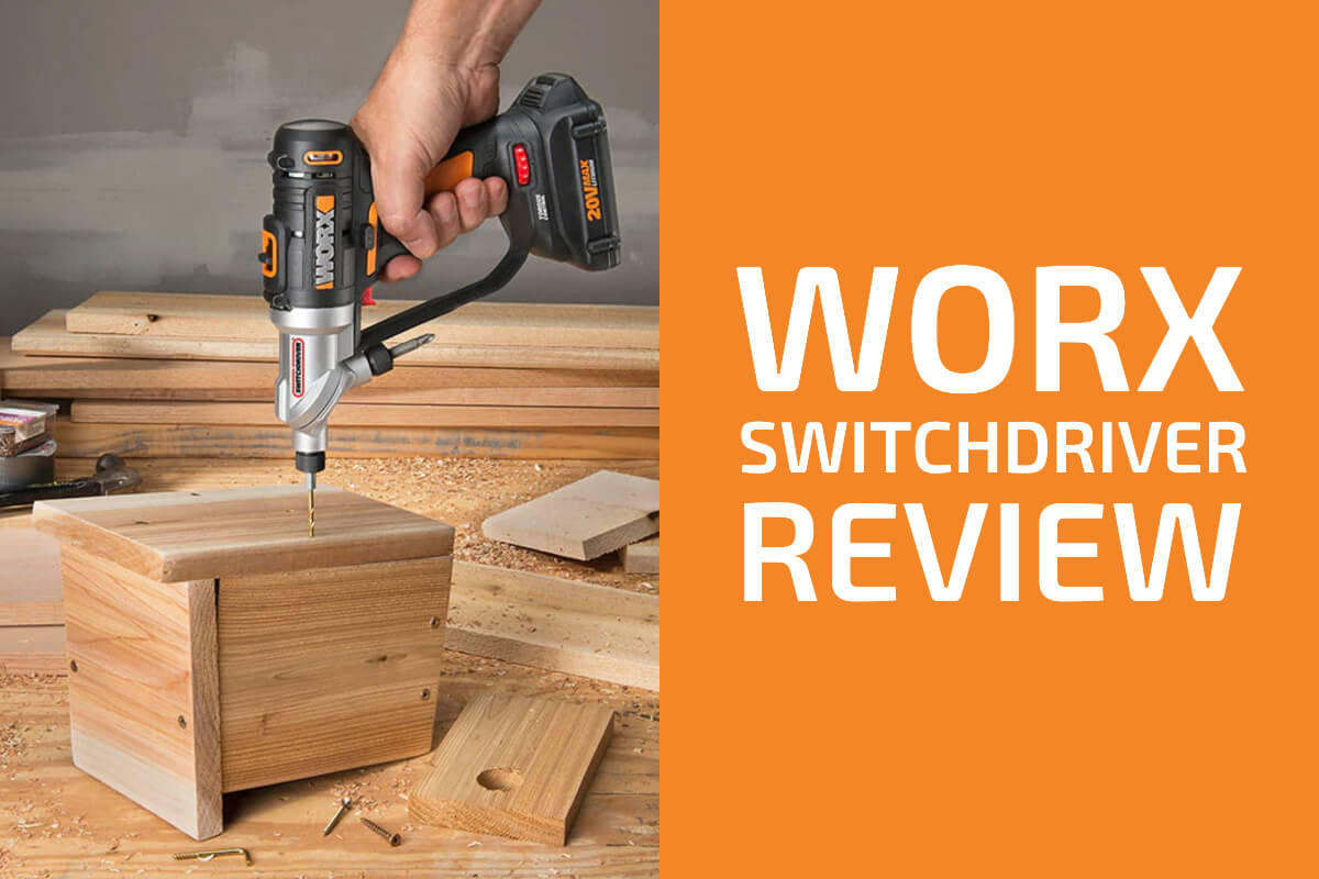 Review of the WORX Switchdriver: Pros & Cons