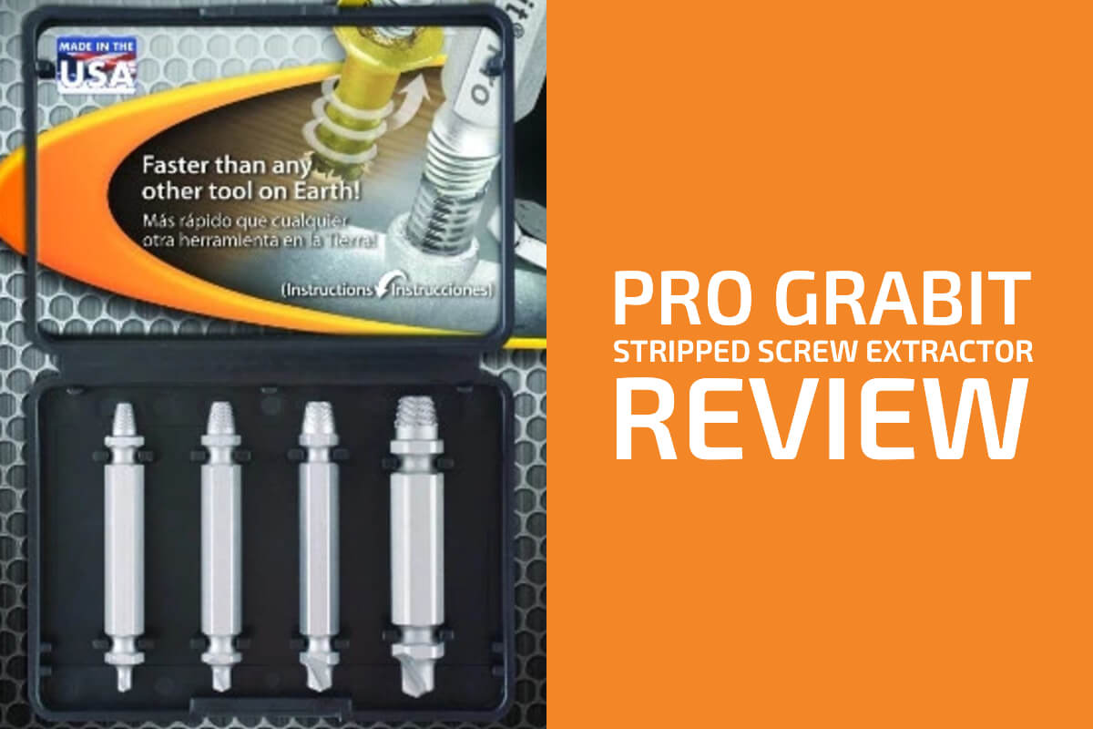 Alden Pro Grabit Broken Bolt and Damaged Screw Extractor Review