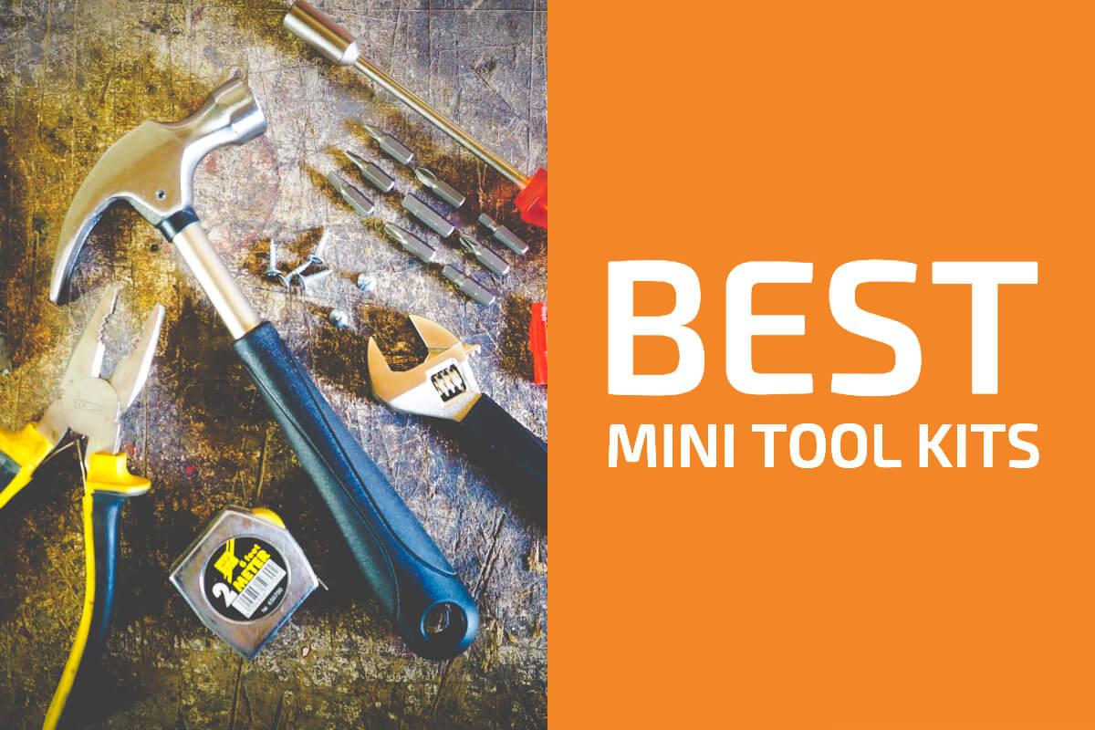 8 Best Mini Tool Kits (incl. Reviews)