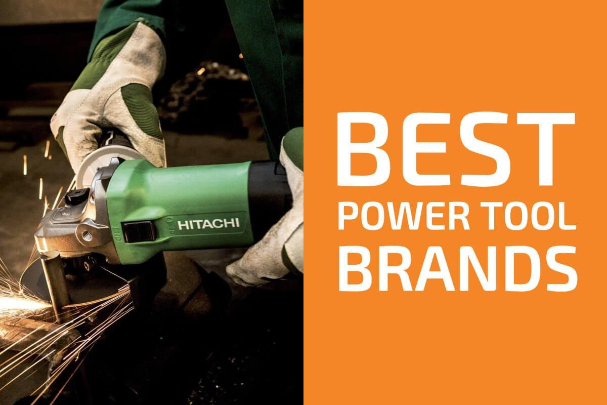 13 Best Power Tool Brands: DeWalt, Milwaukee, Makita, and More