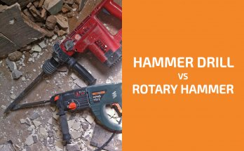 Hammer Drill vs. Rotary Hammer: Which One Should You Get?