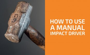 How to Use a Manual Impact Driver... And Why?