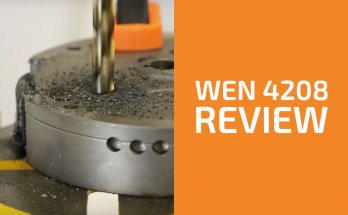 WEN 4208 Review: The Beginners' 8-Inch Drill Press of Choice?