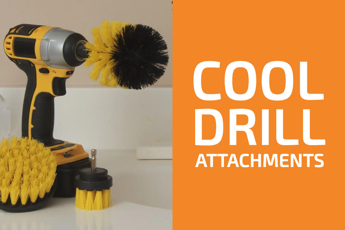 9 Cool Drill Attachments: You Decide If They're Must-Have