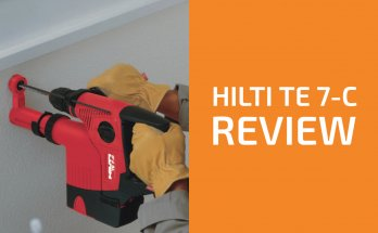 Hilti TE 7-C: A Rotary Hammer Drill Worth Its Price?