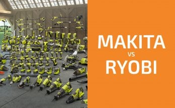 Makita vs. Ryobi: Which of the Two Brands Is Better?