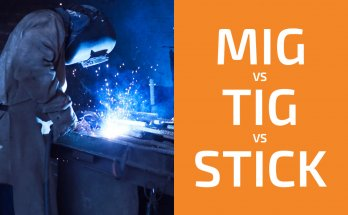 MIG vs. TIG vs. Stick Welding: What Are the Differences?