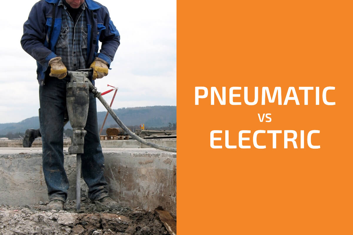 Pneumatic (Air) vs. Electric Power Tools: What Are Their Differences?
