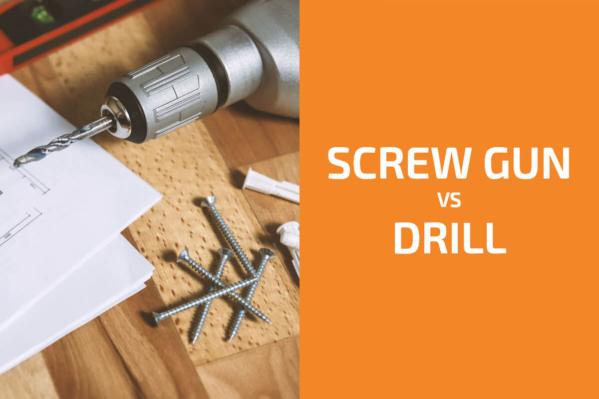 Screw Gun vs. Drill (and Impact Driver): What Are the Differences?
