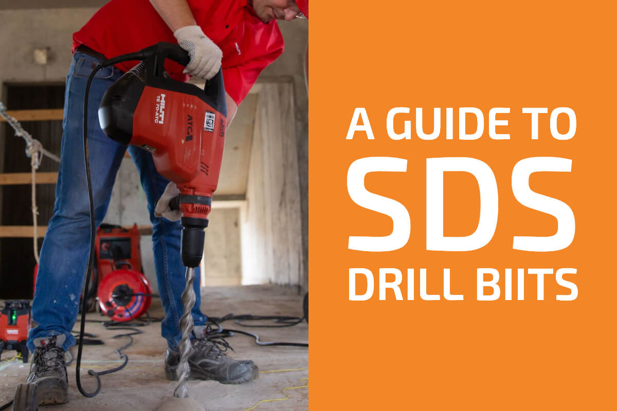 A Guide to SDS Drill Bits: Plus vs. Max and Other Things to Know