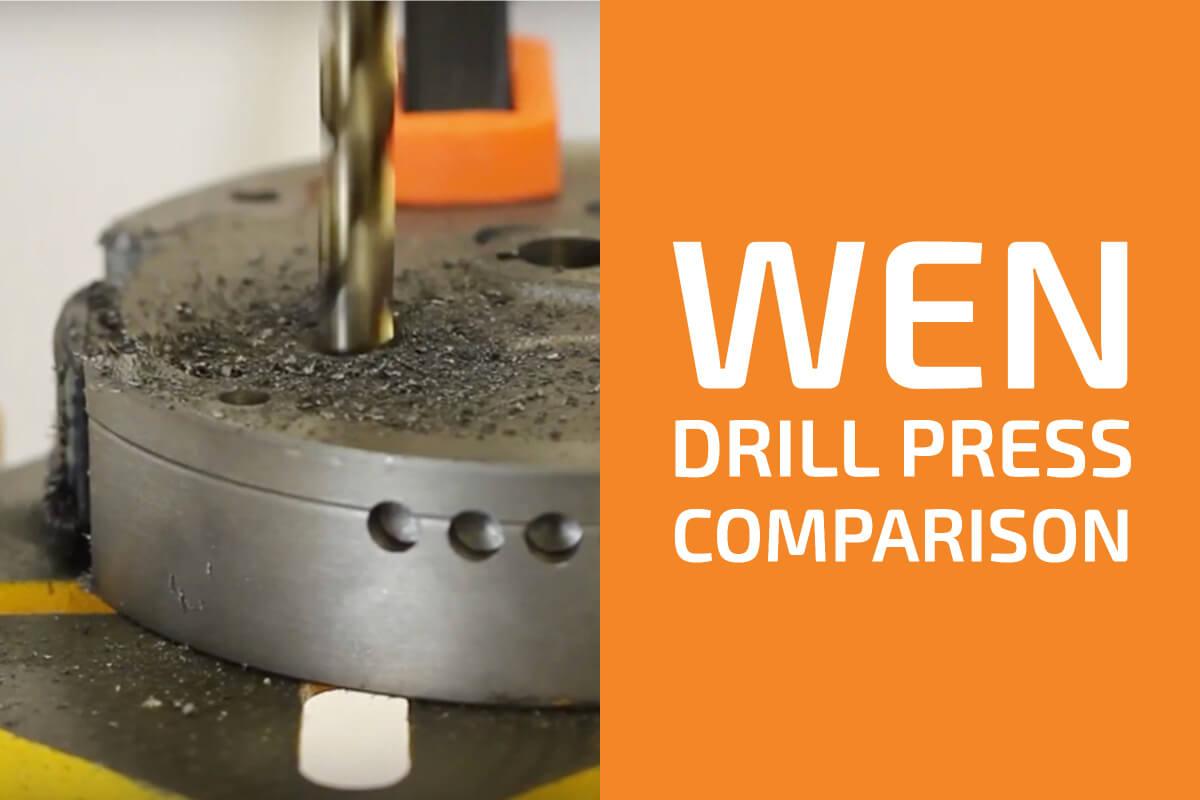 WEN 4208 vs. 4210 vs. 4212 vs. 4214: Which Drill Press to Get?