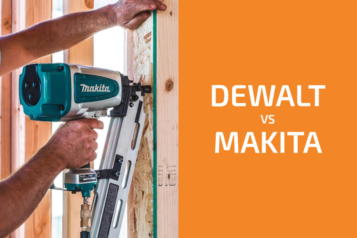 Makita vs. DeWalt: Which of the Two Brands Is Better?