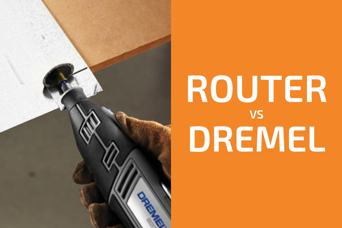 Router vs. Dremel: What Are the Differences?