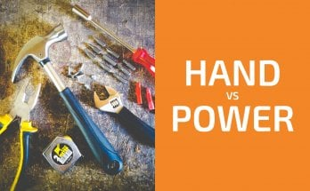 Hand Tools vs. Power Tools: What Are the Differences?