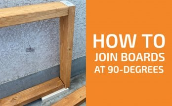 How to Join Two Pieces of Wood at 90-Degrees (Right-Angle)