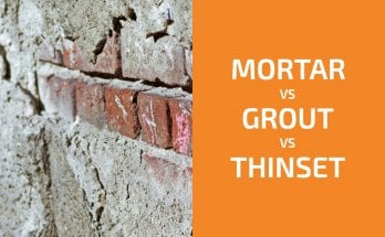 Mortar vs. Grout vs. Thinset: What Are the Differences?