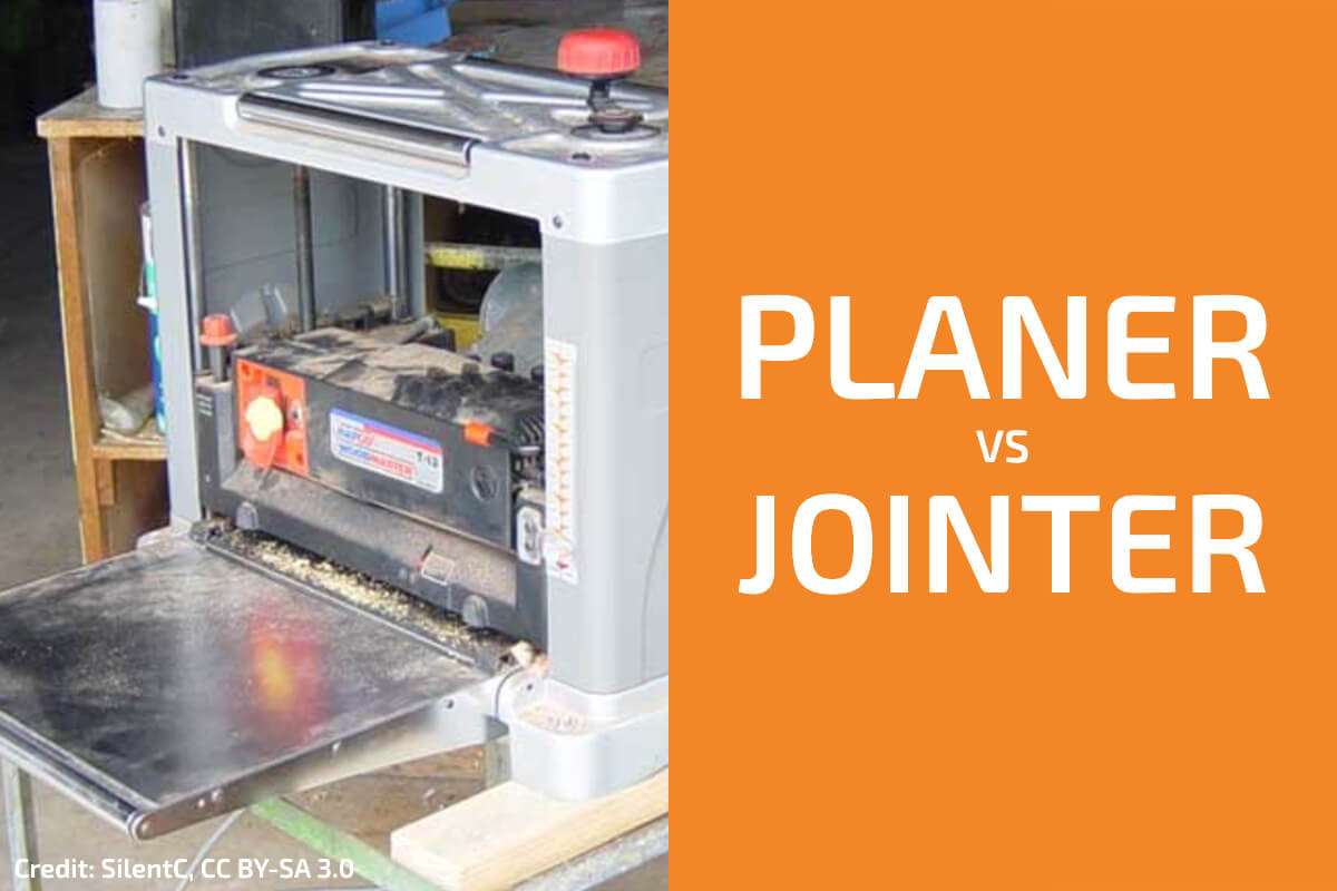 Planer Vs Jointer What Are The Differences Handyman S World
