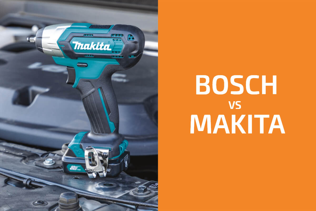 Bosch vs. Makita: Which of the Two Brands Is Better?