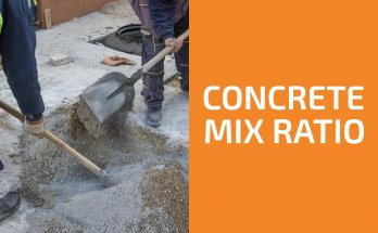 What Is Concrete Mix Ratio?
