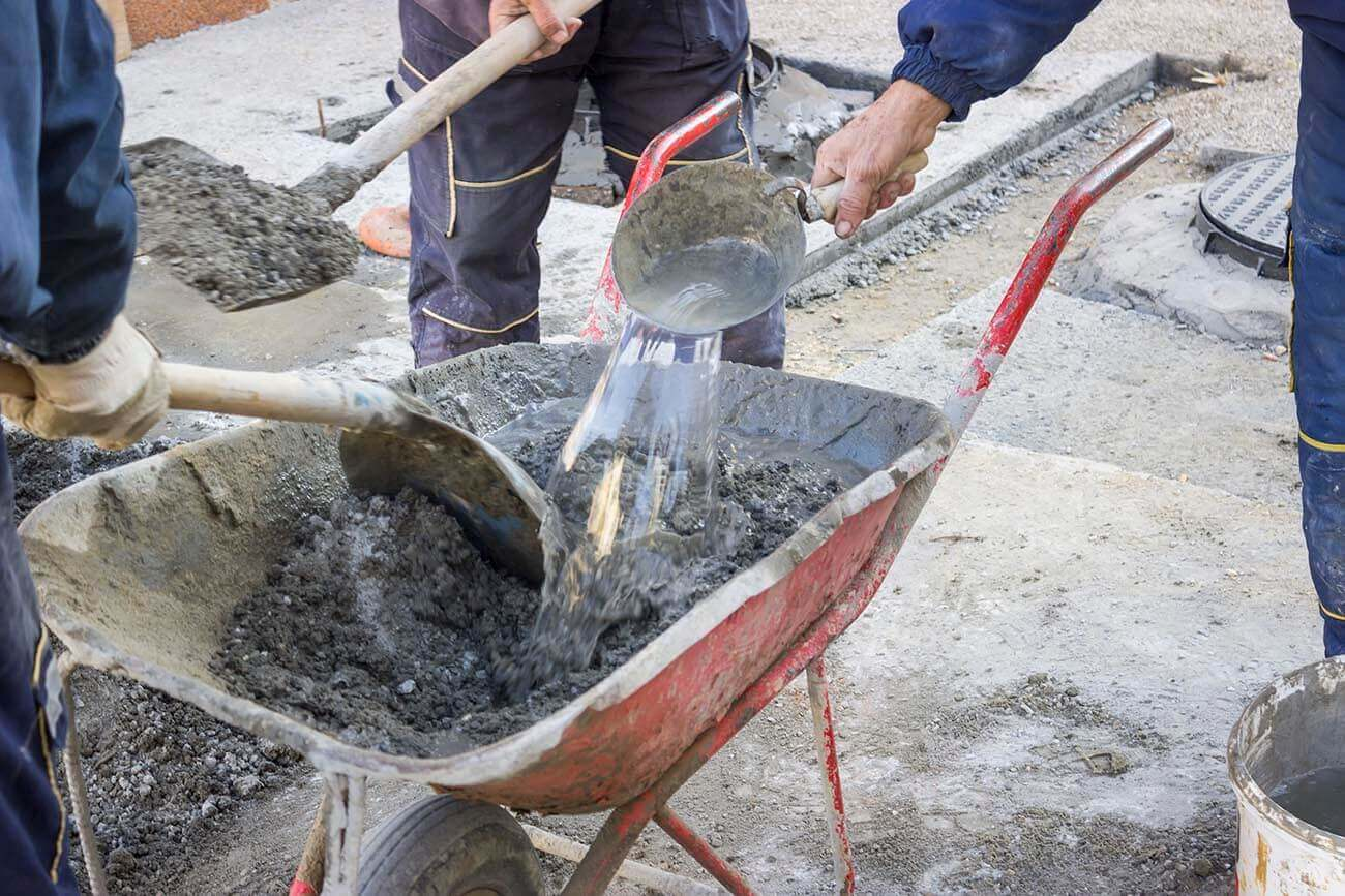 3,000 psi Concrete Mix Ratio