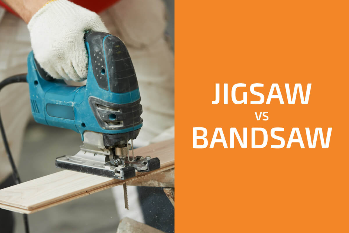 Jigsaw vs. Bandsaw: Which One Should You Use?