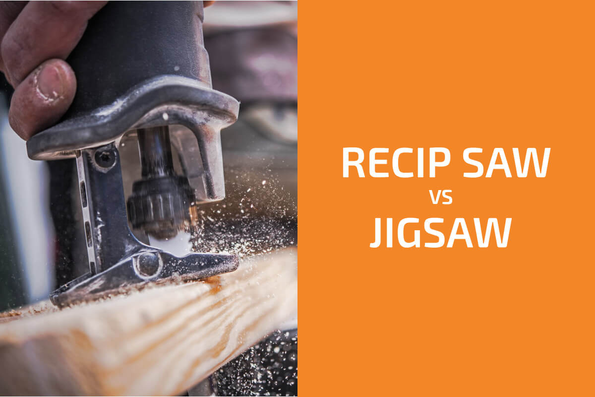 Reciprocating Saw vs. Jigsaw: Which One to Choose?