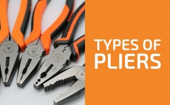 Types of Pliers