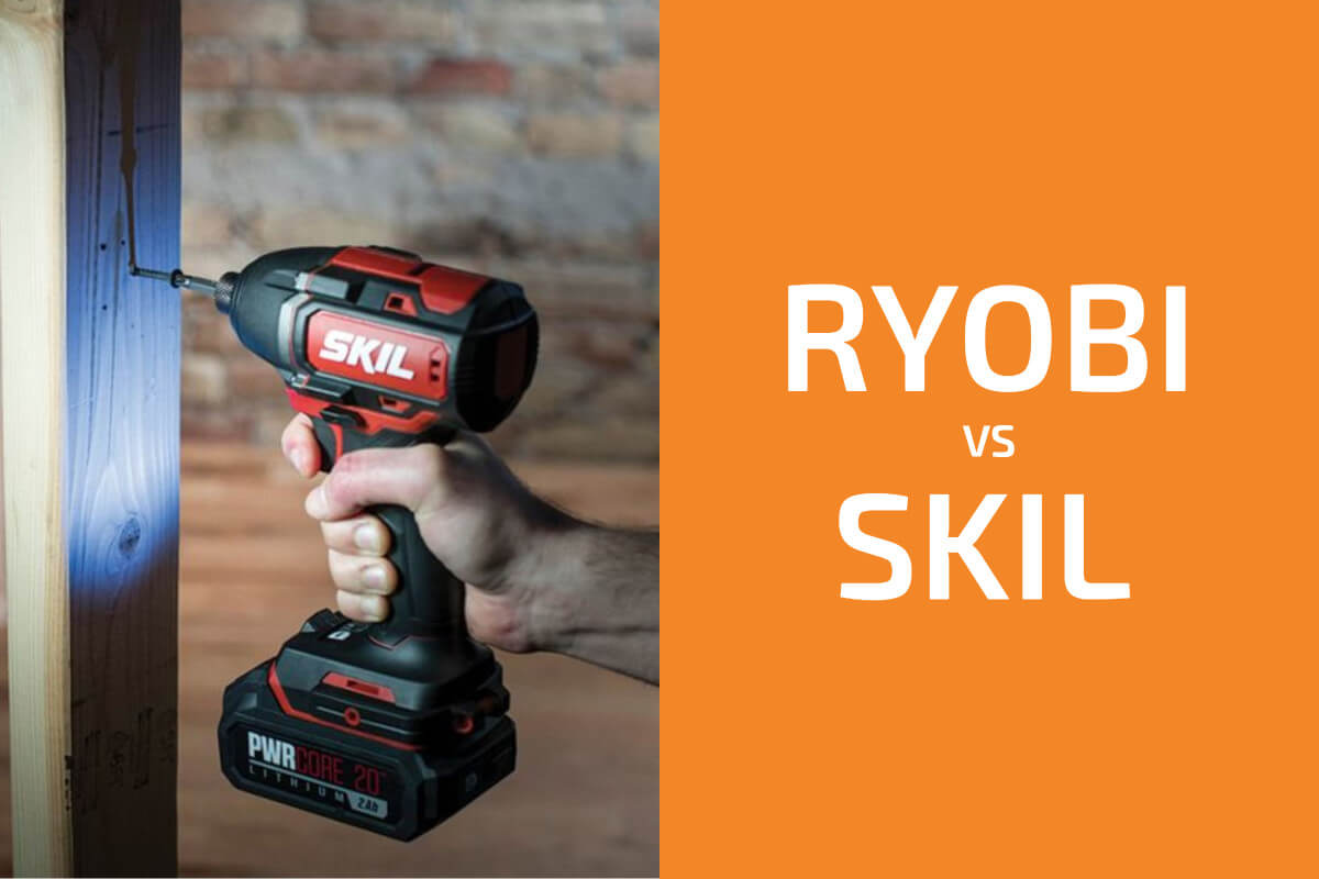 Ryobi vs. Skil: Which of the Two Brands Is Better?