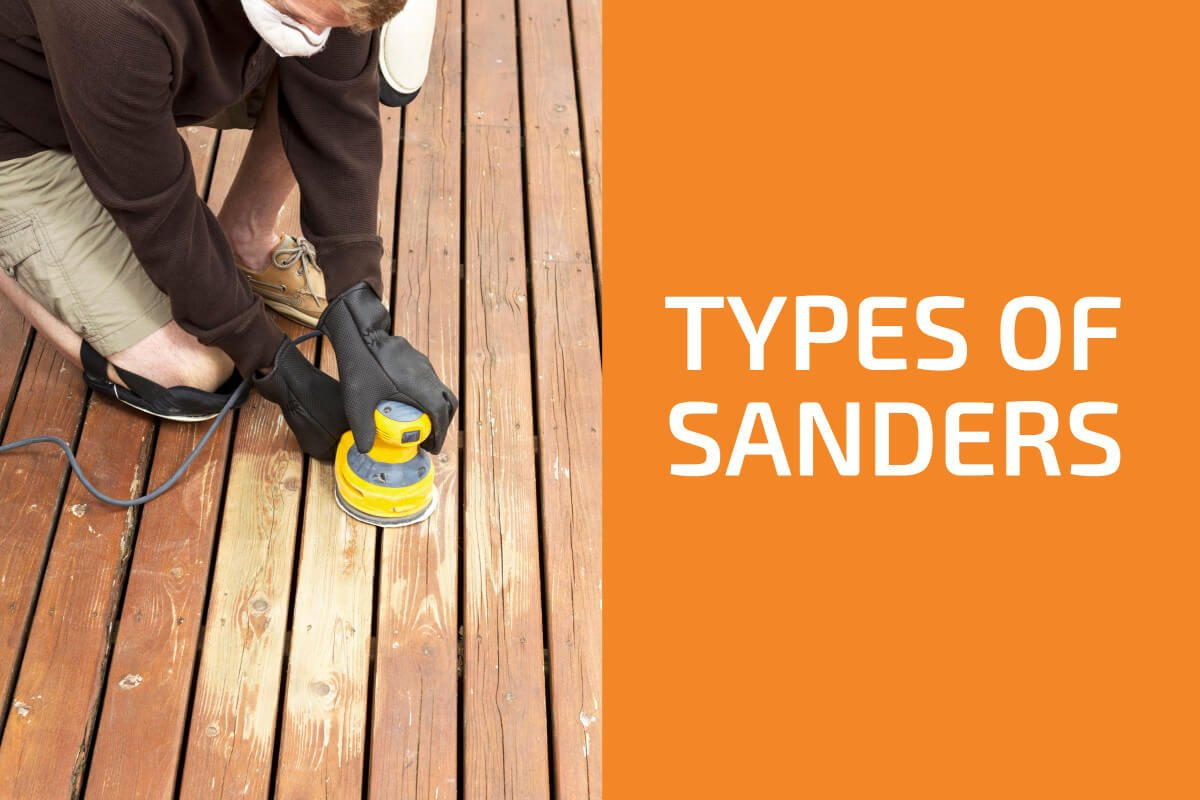 12 Types of Sanders You Need to Know