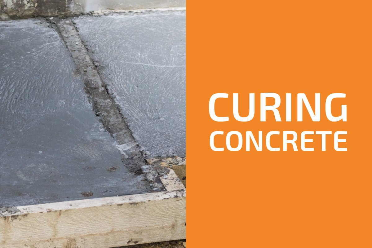 Curing Concrete: Required Time, Watering & More