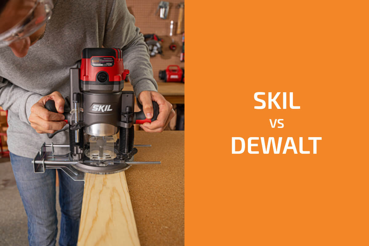 Skil vs. DeWalt: Which of the Two Brands Is Better?