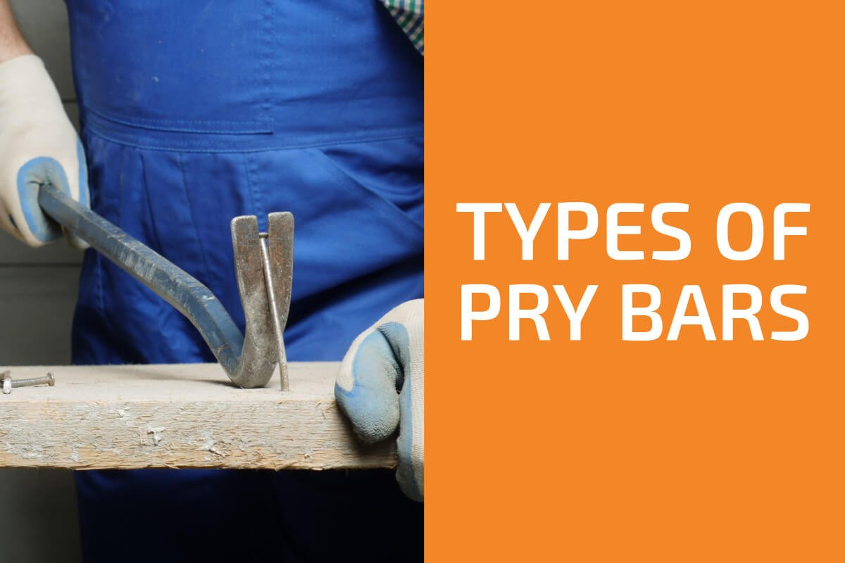 Types of Pry Bars and Their Uses