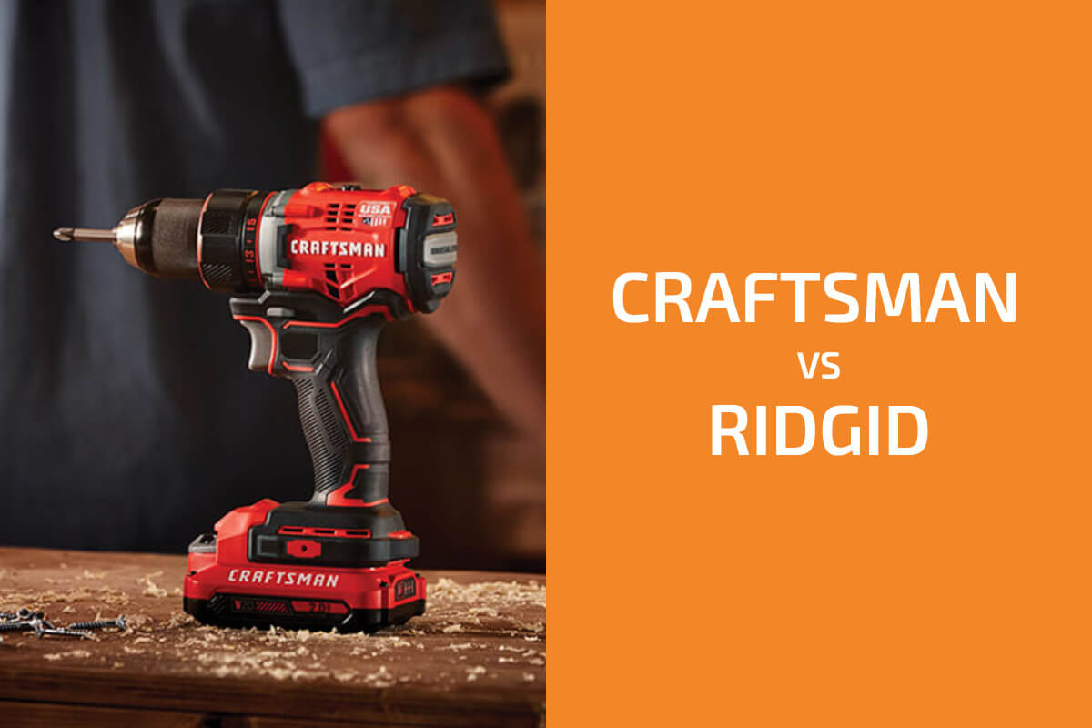 Craftsman vs. Ridgid: Which of the Two Brands Is Better?
