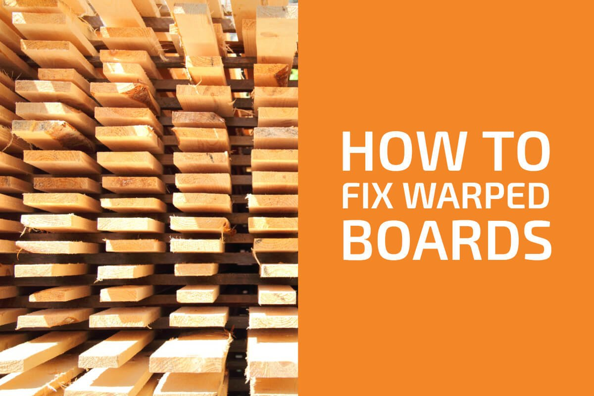 How to Straighten Warped Boards: All You Need to Know