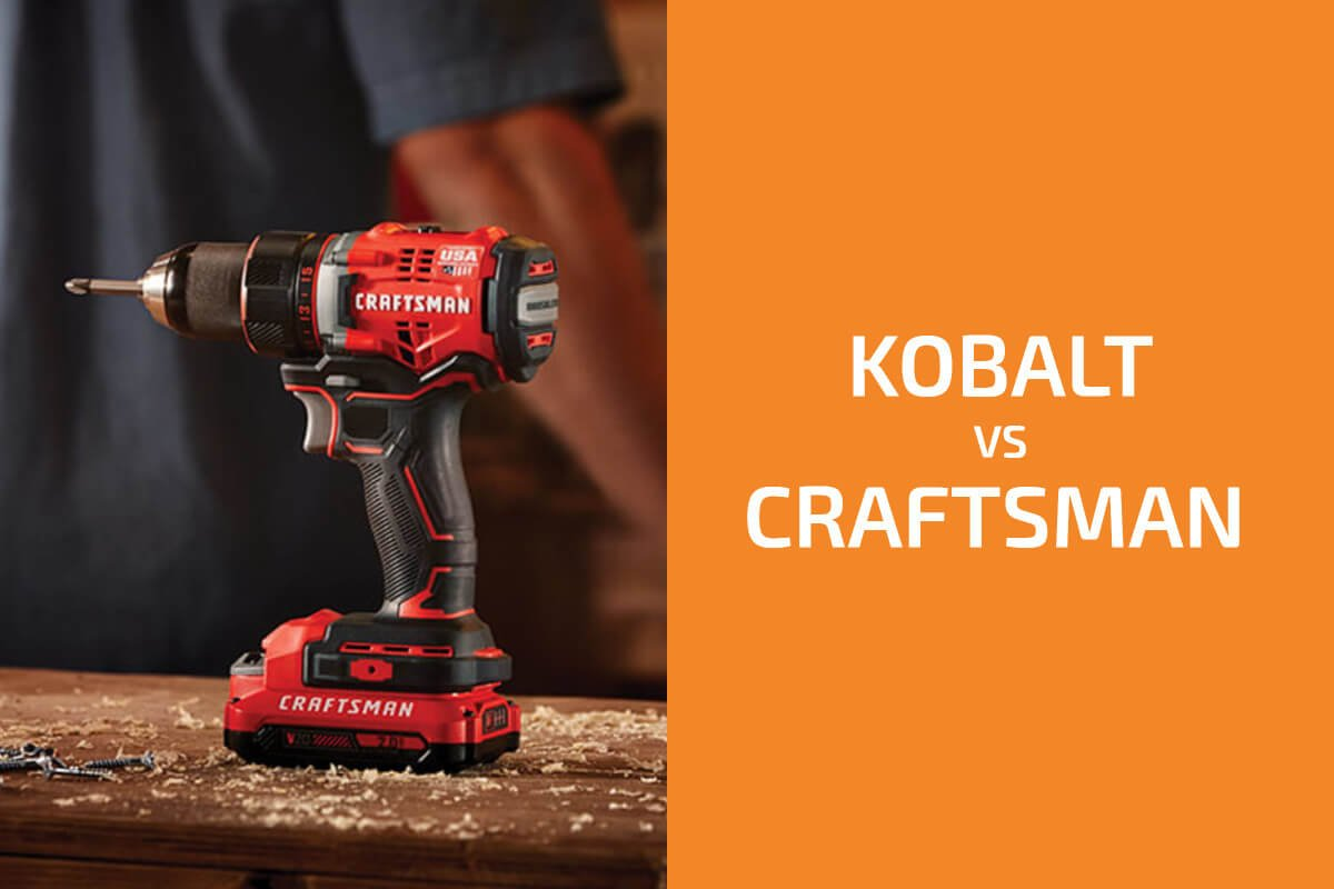 Kobalt vs. Craftsman: Which of the Two Brands Is Better