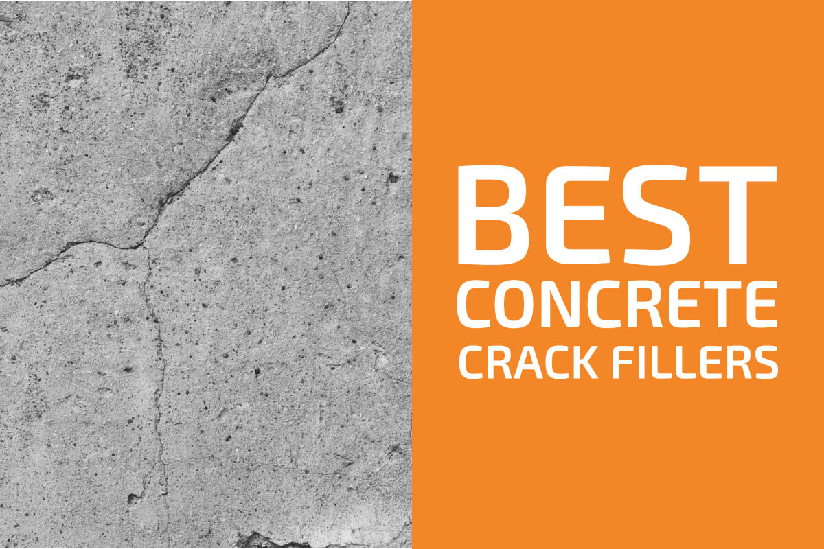Best Concrete Crack Fillers [Reviews & Buyer's Guide]