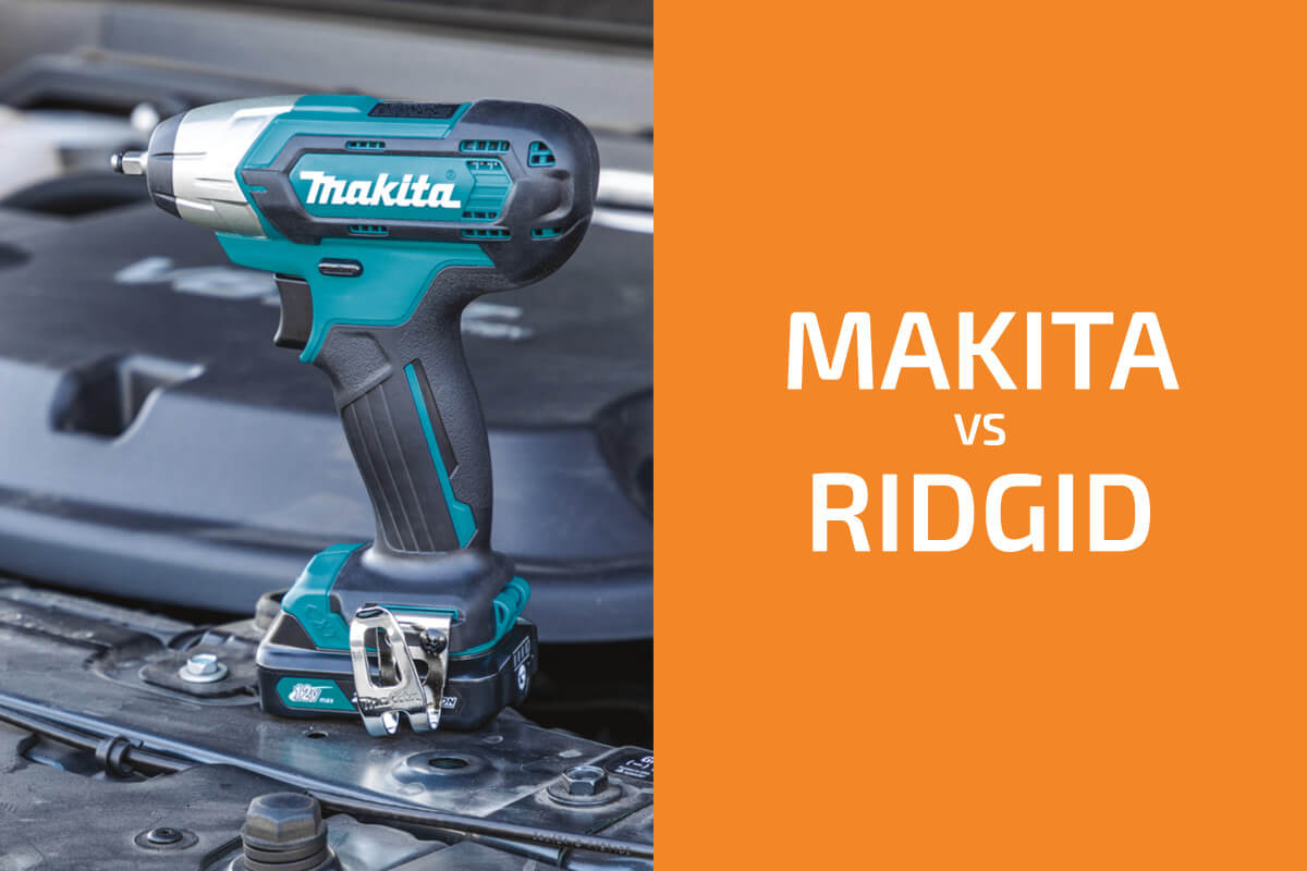 Makita vs. Ridgid: Which of the Two Brands Is Better?