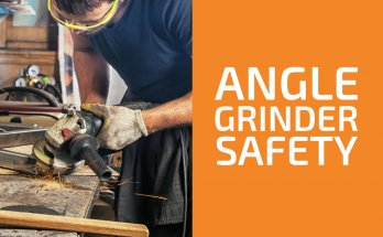 Angle Grinder Safety: Rules & Tips to Avoid Injury