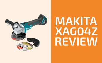 Makita XAG04Z Review: An Angle Grinder Worth Getting?