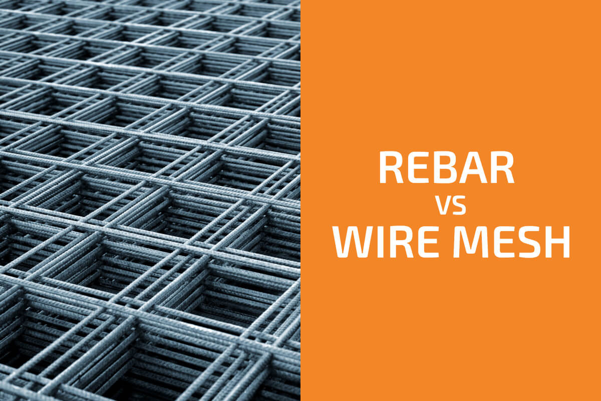 Rebar vs. Wire Mesh vs. Fiber Mesh