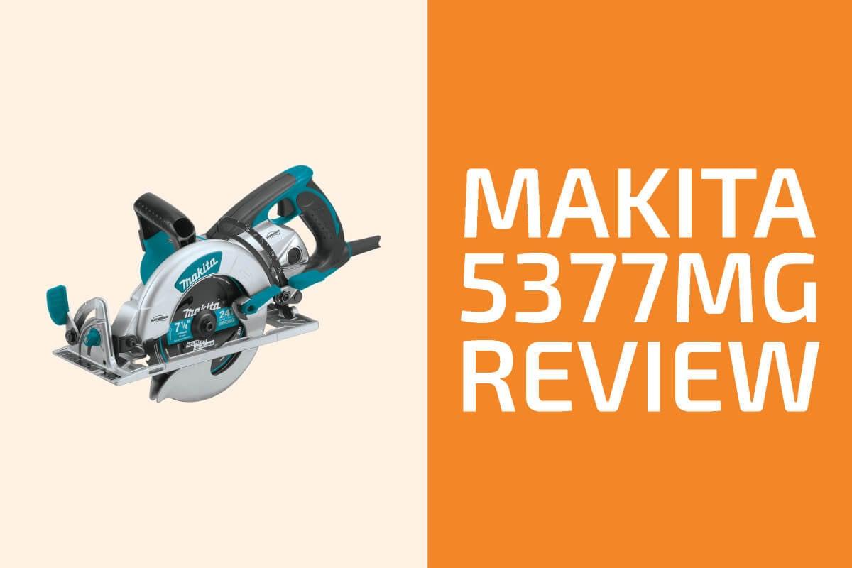 Makita 5377MG Review: A Good Hypoid Saw?