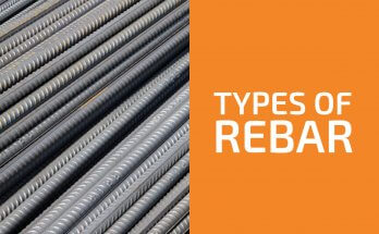 Types of Rebar You Should Know