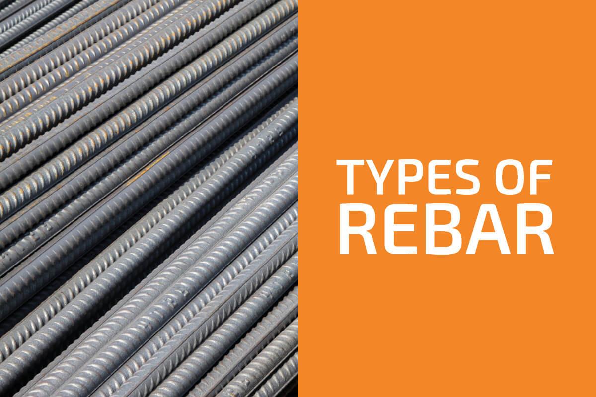 Types of Rebar