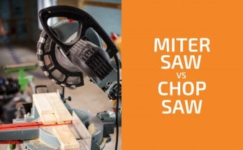 Miter Saw vs. Chop Saw: Which One to Choose?