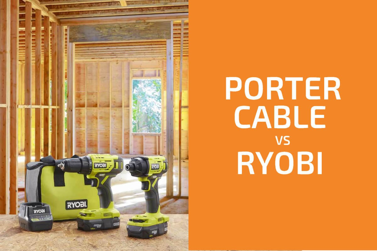 Porter-Cable vs. Ryobi: Which of the Two Brands Is Better?