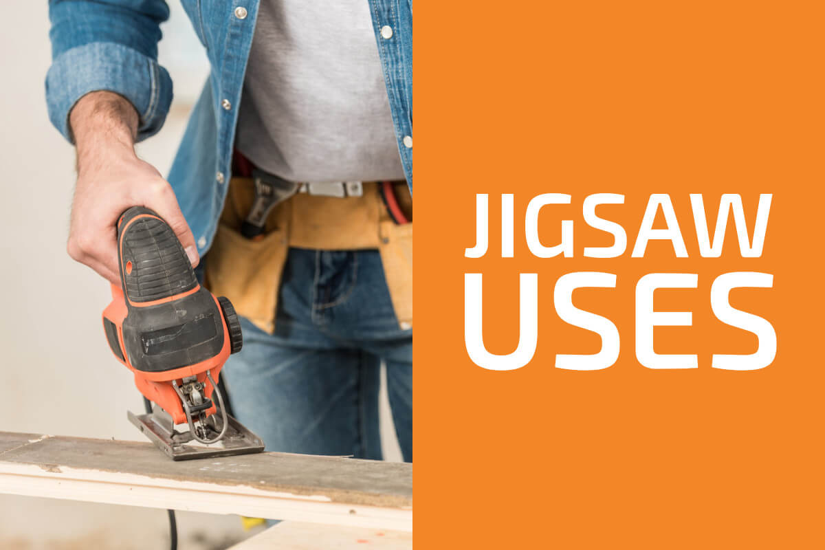 Jigsaw Uses (Materials, Cut Types & Situations))