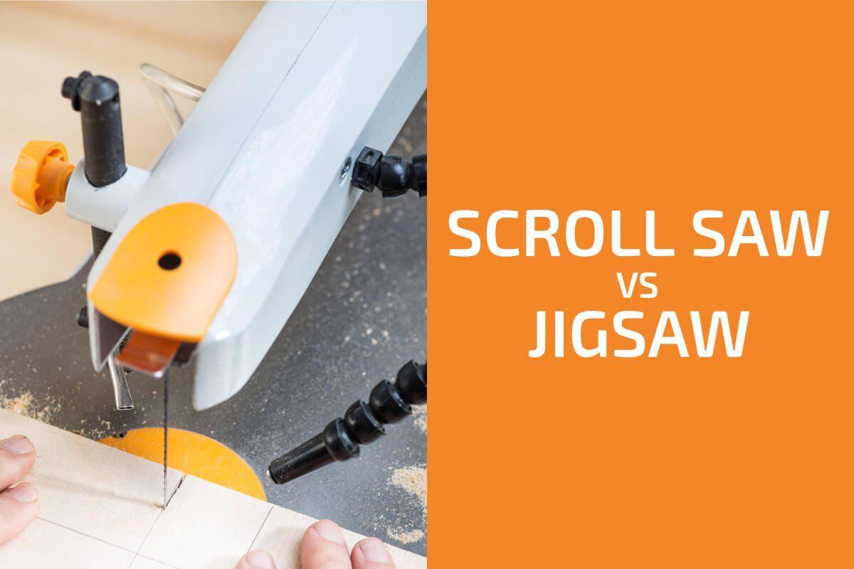 Scroll Saw vs. Jigsaw: Which One to Choose?