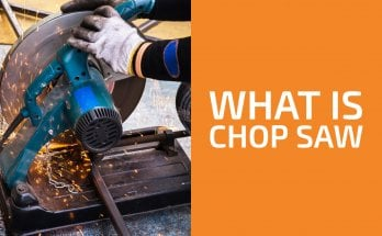 What Is a Chop Saw and What Is It Used For?
