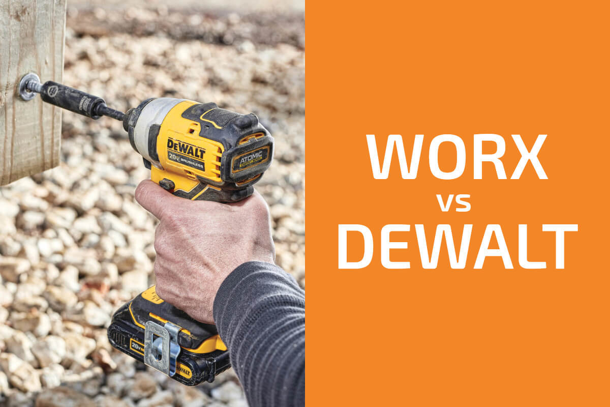Worx vs. DeWalt: Which of the Two Brands Is Better?